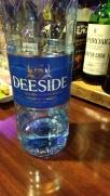 スコッチにはお水もスコットランド産のお水というこだわり!